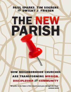 new parish cover