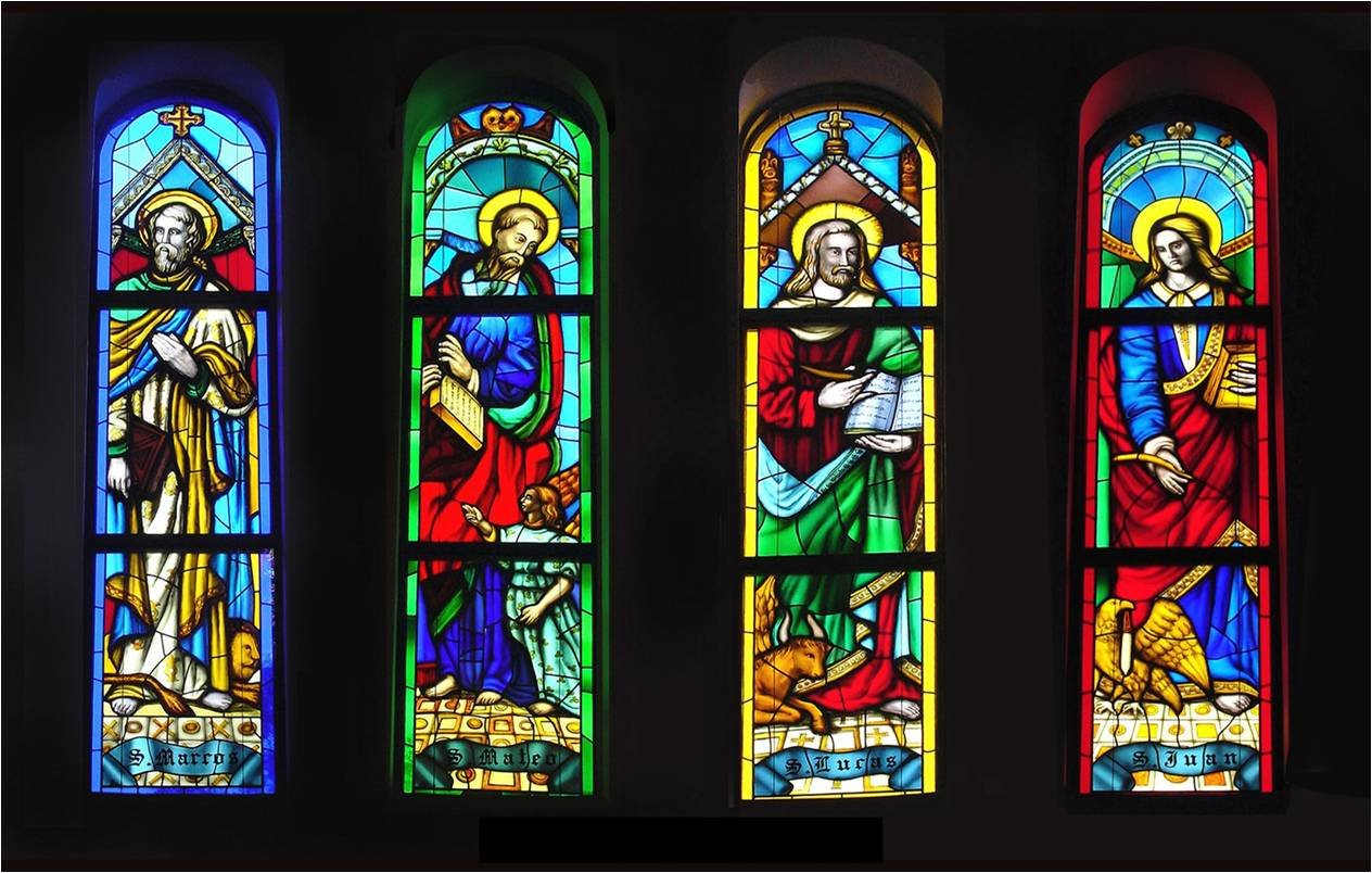 Church Stained Glass : The church we daydream about part shared life and