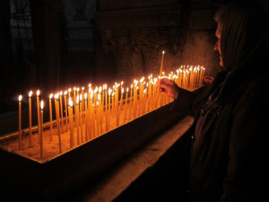 pilgrim-with-candles
